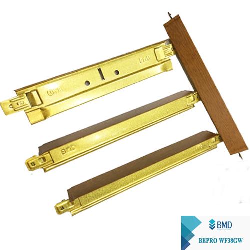 Hệ Khung Trần Nổi BMD BEPRO WF38GW mẫu vân gỗ